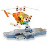 Letadla, vrtulníky a lodě