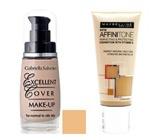 Makeupy a korektory