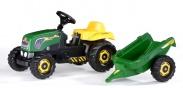 Šlapací motokáry a traktory