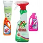 Speciální čističe a barvy
