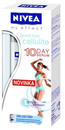 NIVEA 10denní sérum 75ml Good-Bye Cellulite! proti celulitidě