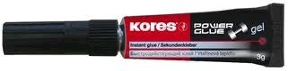 Kores Power Glue Gel - vteřinové lepidlo