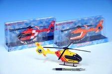 Helikoptéra 21cm se světlem a zvukem na baterie