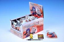 Figurka Transformers 4cm s puzzle kartičkou II. serie