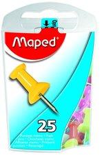 Upínáčky MAPED, 25 ks