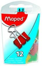 Vázací klipy MAPED, 12 ks