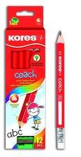 Ergonomická tužka Kores Coach
