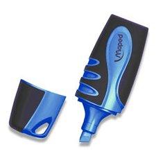 Zvýrazňovač Maped Fluo Peps Pocket Soft - modrý