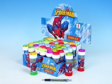 Bublifuk 60ml Spiderman 11,5cm asst 5 barev