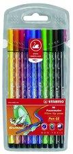 Fixy Stabilo Pen 68 - 10 barev