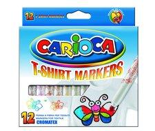 Universal T-shirt Markers - speciální fixy na zdobení textilu