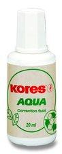Kores Aqua - opravný lak se štětečkem