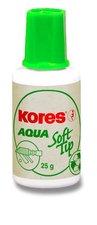 Opravný lak KORES Aqua Soft Tip, 25 g