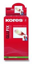 Kores Glufix - transparentní tekuté lepidlo 50 ml
