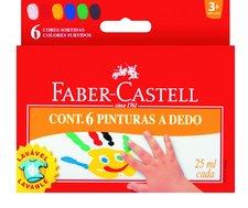 Faber-Castell - prstové vodové barvy