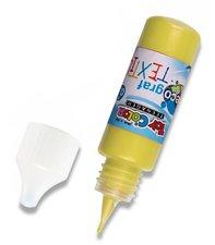Barva Magic Textile - žlutá, 25 ml