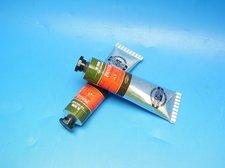 Barva 1617 502 40ml olejová zeleň olivová střední