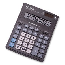 Stolní kalkulátor Citizen D-312