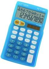 Citizen FC Junior - kapesní kalkulátor, modrá