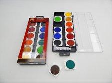 Barvy vodové umělecké krycí