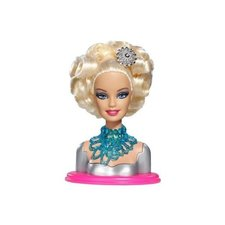 Barbie fashionistas hlava-blond