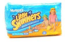 HUGGIES Little Swimmers Medium kalhotky do vody