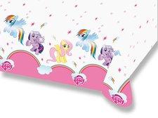Plastový ubrus My Little Pony Rainbow - 120×180 cm