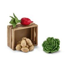 Schleich Svět přírody - krmivo pro prasata a selata