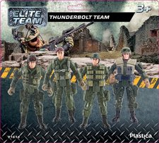 Plastica Thunderbolt Team