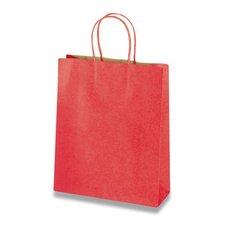 Papírová taška Kraft - 320 x 120 x 420 mm, vel. L