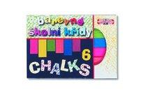 Křídy  školní barevné 112505