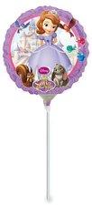 Fóliový party balónek - Sofia - průměr 23 cm