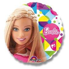 Fóliový party balónek - Barbie Sparkle