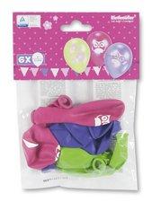 Nafukovací balónky Happy Owl - 6 ks