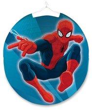 Papírový lampion Spiderman - průměr 25 cm