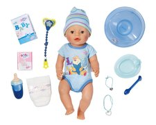 Interaktivní BABY born, chlapec