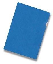 Zakládací obal L - A4, modrý, 10 ks