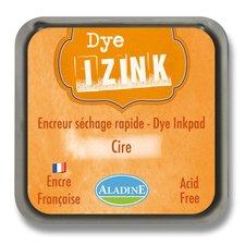 Razítkovací polštářek Izink Dye rychleschnoucí -žlutá hořčičná