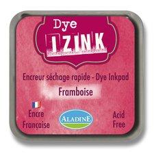 Razítkovací polštářek Izink Dye rychleschnoucí - malinová