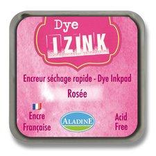 Razítkovací polštářek Izink Dye rychleschnoucí -růžová