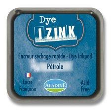Razítkovací polštářek Izink Dye rychleschnoucí -  petrolejová