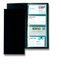 Karton P+P Office - 4řadý vizitkář z PVC