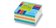 Samolepicí bloček Hopax Neon Notes - 51 × 51 mm, 250 listů, modrá