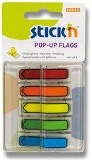 Samolepicí proužky Hopax Pop-Up Flags - šipky, mix barev