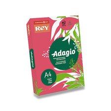 Barevný papír Rey Adagio - A4, 80 g, 500 listů, fuchsia
