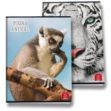 Pigna Animal školní sešit - A4, linkovaný