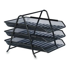 Trojbox na katalogy, černý