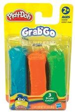 Play Doh - 3 barvy náhradní náplně