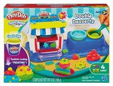 HASBRO Play - doh Výroba dortíků