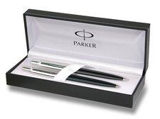 Parker Jotter Special Black CT - sada kuličkové a mechanické tužky v dárkové kazetě